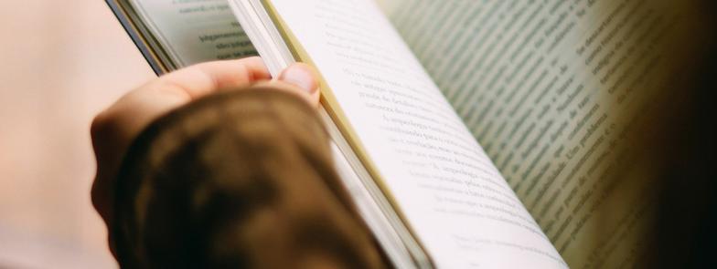 Käännätkö uuden sivun vai aloitatko uuden kirjan?